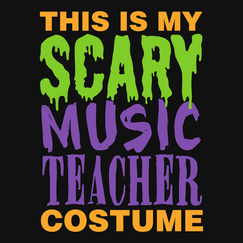 Music - Halloween Costume -  - 9