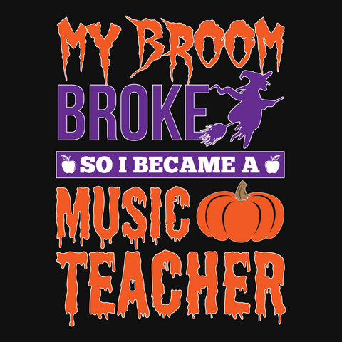 Music - My Broom Broke -  - 13