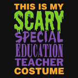 Special Education - Halloween Costume -  - 9
