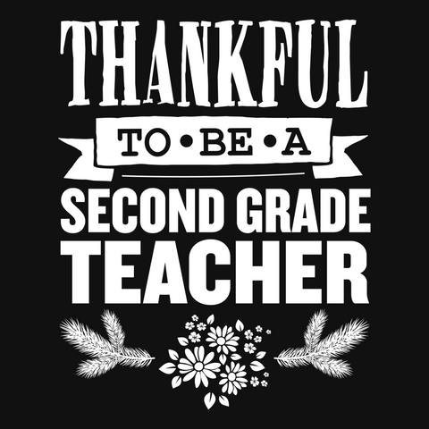 Second Grade - Thankful -  - 14