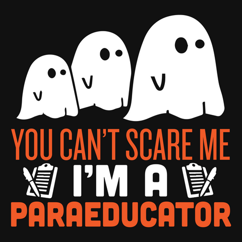 Paraeducator - Halloween Ghost -  - 9