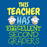 Second Grade - Eggcellent -  - 13