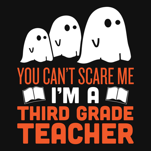 Third Grade - Ghosts -  - 13