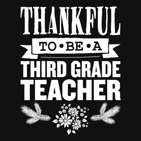 Third Grade - Thankful -  - 14