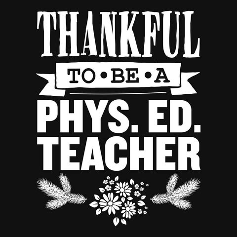 Phys Ed - Thankful -  - 14