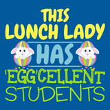 Lunch Lady - Eggcellent -  - 13