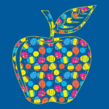Teacher - Easter Apple -  - 12