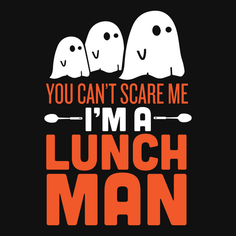 Lunch Man - Halloween Ghost -  - 7