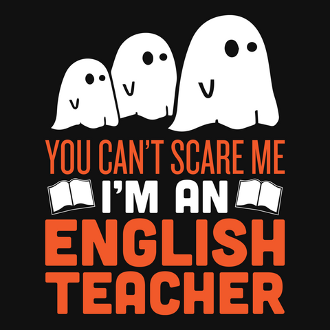 English - Halloween Ghost -  - 9