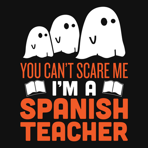 Spanish - Halloween Ghost -  - 5