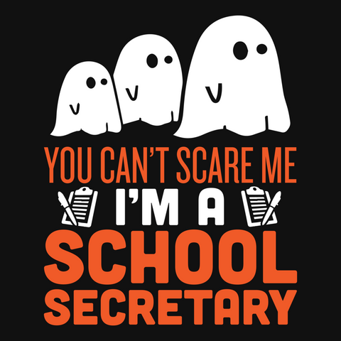 Secretary - Halloween Ghost -  - 9