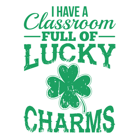 Special Education - Lucky Charms -  - 13