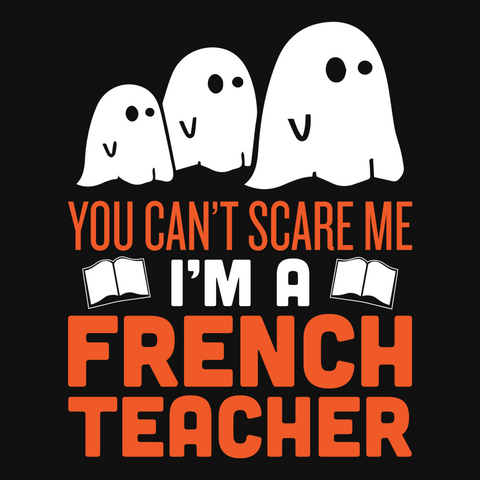 French - Halloween Ghost -  - 5