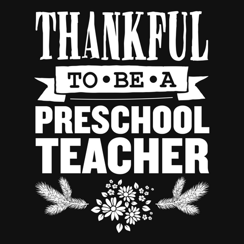 Preschool - Thankful -  - 14