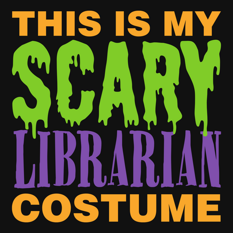 Librarian - Halloween Costume -  - 9
