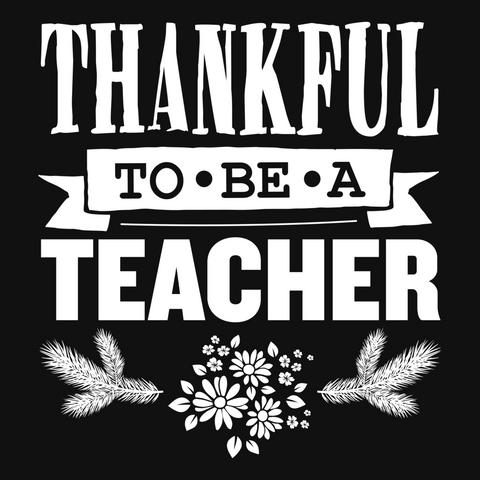 Teacher - Thankful -  - 14