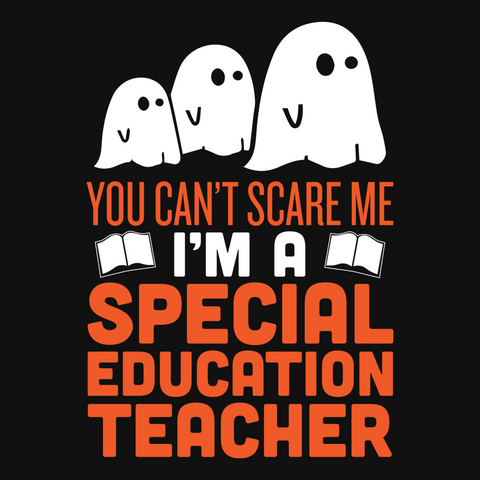 Special Education - Halloween Ghost -  - 5