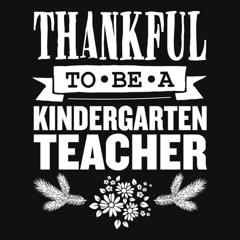 Kindergarten - Thankful -  - 14