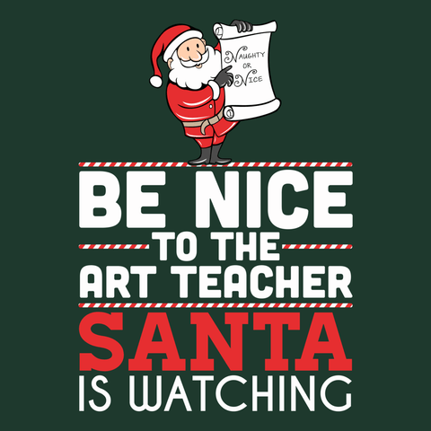 Art -- Be Nice Holiday! - Keep It School - 9