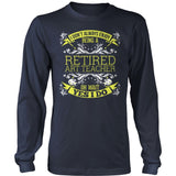 Art - I Don't Always - District Long Sleeve / Navy / S - 10