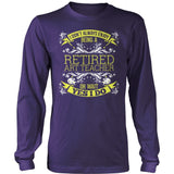 Art - I Don't Always - District Long Sleeve / Purple / S - 11