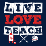 Art - Live Love - Keep It School - 14