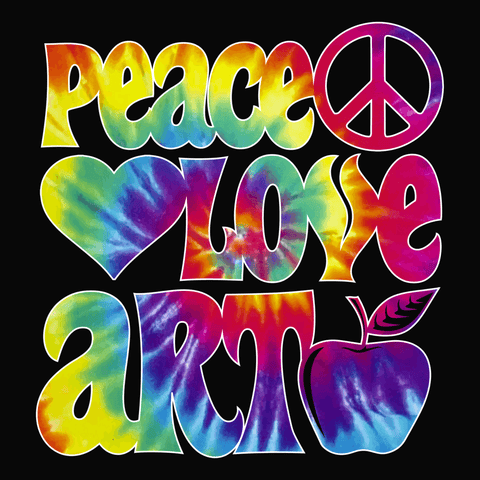 Art - Peace Love -  - 14