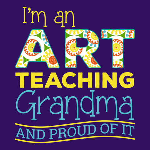 Art - Proud Grandma -  - 14