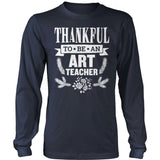 Art - Thankful - District Long Sleeve / Navy / S - 11