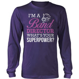 Band - Superpower - District Long Sleeve / Purple / S - 11