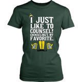 Counselor - ElfT-shirt - Keep It School - 6