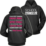Counselor - Engage Minds - Hoodie / Black / S - 4