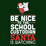 Custodian - Be Nice Holiday -  - 13