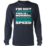 Custodian - Normal Speed - District Long Sleeve / Navy / S - 10