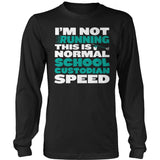 Custodian - Normal Speed - District Long Sleeve / Black / S - 9