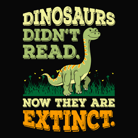 Elementary - Dinosaurs Didn't Read -  - 14