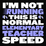 Elementary - Normal Speed -  - 14