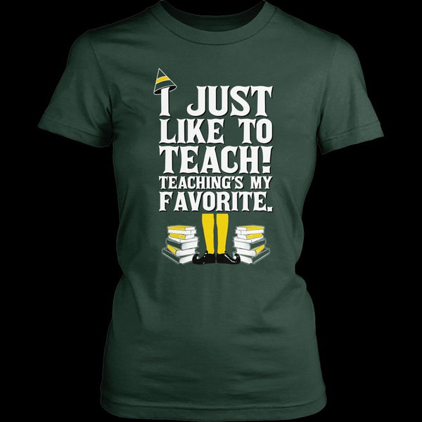 English - ElfT-shirt - Keep It School - 1