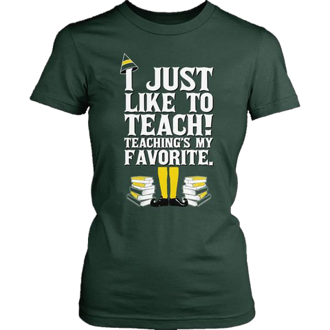 English - ElfT-shirt - Keep It School - 6