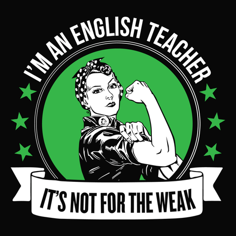 English - Not for the Weak -  - 12
