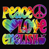 English - Peace Love -  - 14