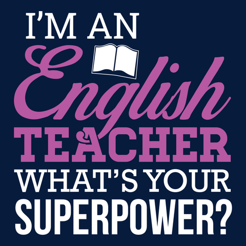 English - Superpower -  - 14