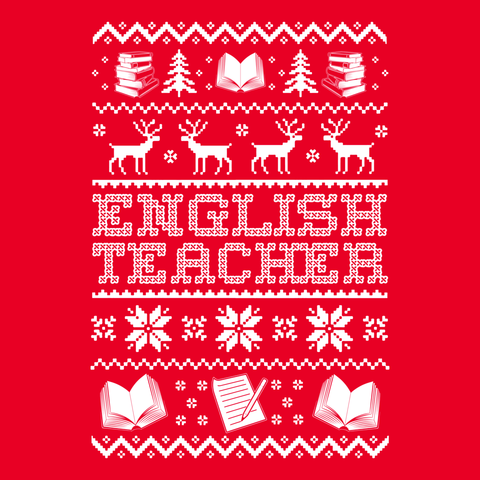 English - Ugly Sweater -  - 9