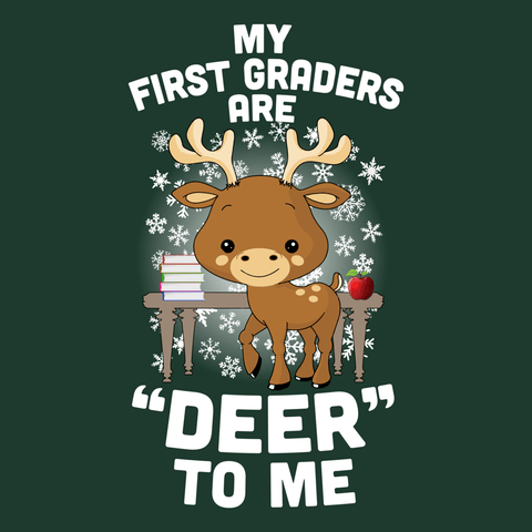 First Grade - Deer to Me -  - 12