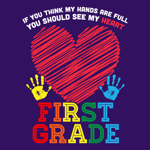 First Grade - Full Heart -  - 14