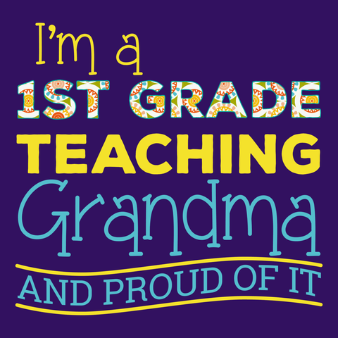 First Grade - Proud Grandma -  - 14