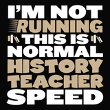 History Teacher - Normal Speed -  - 14