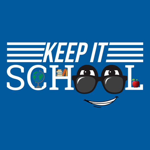 Keep It School - Logo v1 -  - 13