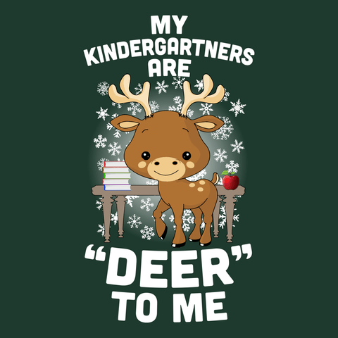Kindergarten - Deer to Me -  - 12