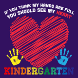 Kindergarten - Full Heart -  - 14